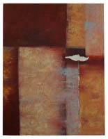 Obraz - olej na plátně - vlčí mák - 70x90cm - zvětšit obrázek