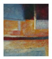 Obraz - olej na plátně - hra světel a stínů - 70x80 cm - zvětšit obrázek